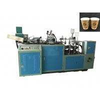 Quality JBW-DM Double Wall Paper Cup Sleeve Machine With Hot Melt System speed 45-50pcs/min with CE Certificate for sale