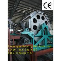 China Pulp Molded Egg Trays Machine with CE Certificate on sale