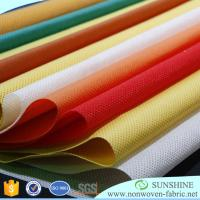 Buy cheap Best quality for colorful PP spunbond nonwoven fabric,100%polypropylene,medical from wholesalers