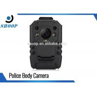 Quality 5MP CMOS Sensor Police Officers Wearing Body Cameras GPS 10 Hours Recording for sale