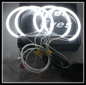 Quality LED angel eyes CCFL LED halo ring angel eyes BMW E46 projector E36 E39 E38 4*131mm for sale