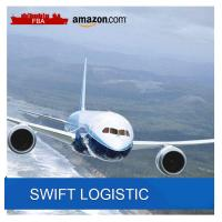 Quality International Air Freight Forwarder Air Shipping Services To Usa Amazon Fba Warehouse for sale