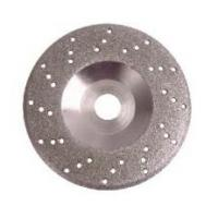 Quality 4 Inch Electroplated Diamond Grinding Wheel Abrasive Tools For Marble Glass for sale