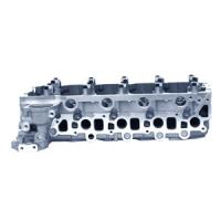 Quality Engine cylinder head for ISUZU 4JJ1 for sale
