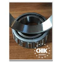 China Low Vibration 30204 20*47*14mm Taper Roller Bearings , caged roller bearings on sale