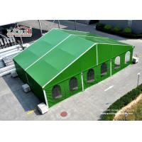 Quality A Frame Portable Airplane Hangar Sidewalls With Flame Retardant for sale