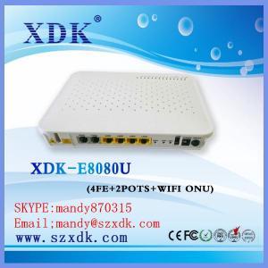 Quality Wifi ONU for FTTH EPON ONU modem for sale
