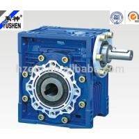 Quality Aluminum Casting Transmission Ratio 10 Helical Gearbox Speed Reducer for sale
