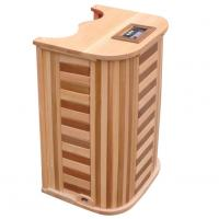 Buy 2015 Portable Small Home Sauna Far Infrared Foot Sauna, Detox Infrared Foot Barrel at wholesale prices