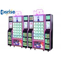Quality Beauty Perfume Vending Machine , Nail Vending Machine Excellent Heat Dissipation for sale