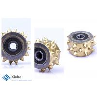 Buy cheap Tungsten Carbide Concrete Milling Cutters Cement Scarifiers Consumables Parts from wholesalers