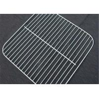 Quality BBQ Grates Wire Barbecue Grill Mesh Stainless Steel With Rectangle Shape for sale