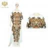 Buy cheap Muslim Wear Woman Party Long Dress Indonesia Turkish Clothing Vestido Elegante from wholesalers