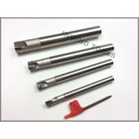 Quality Straight Shank Indexable Milling Tools With Flat Cut Shank APMT1604 APMT1135 Inserts for sale