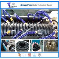 Quality PE Carbon Reinforcing Spiral Pipe Extruder Machine for sale