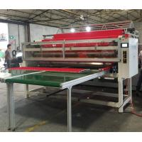 Buy cheap 2.4 Meters Panel Cutting Machine , Textile Automatic Panel Cutter Used With from wholesalers