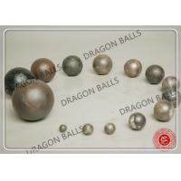 Quality Hot Rolling Forged Steel Grinding Balls Low Breakage Multifunctional for sale