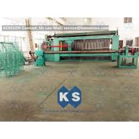 Quality Large Heavy Type Gabion Machine , Hexagonal Wire Mesh Weaving Machine  for sale