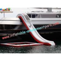 China Towable Inflatable Water Toys / Inflatable Yacht Slides By Freestyle Cruiser on sale