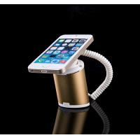 China Hot sale security mobile phone charging pedestal holder with anti-theft alarm display on sale