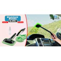 China ABS Fiber Cloth Kitchen Cleaning Tools Glass Windshield Cleaner For Car on sale