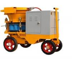 Quality Wet gunite concrete machine for sale