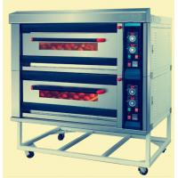 Quality Professional Stainless Steel Electric Oven , Easy Maintenance Deck Baking Oven for sale