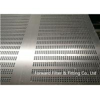 China SS304 Stainless Steel Punching Hole Punching Plate Hole Plate Galvanized Punching Plate on sale