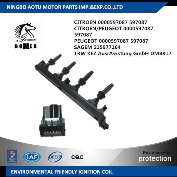 Buy CITROEN PEUGEOT Ignition Coil 0000597087 597087 SAGEM 215977164 at wholesale prices