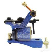 Quality The New Blue and White Permanent Porcelain Tattoo Machine for Liner for sale