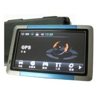 Quality 5.0 Inch 65K Color TFT Touch Screen Bluetooth GPS Navigator System V5008 for sale