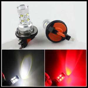 Quality 50W Cree LED Fog Light H1 H3 H4 H7 H8 H9 H11 H10 H15 LED DRL Daytime Running Lights Bulbs for sale