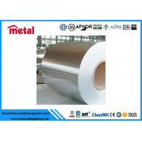 China Hot / Cold Rolled Steel Plate Coil SGCC 18 Gauge Sheet Metal 500 - 2100mm Dia on sale
