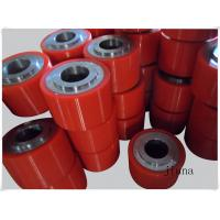 Customized PU Coating Polyurethane Rollers Abrasion Resistant