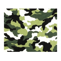 Quality Camouflaged 150cm Wrinkle Proof Fabric Water Proof Twill Fabric for sale