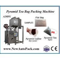 China Nonwoven Fabric Filter Tea Bag Packing Machine with outer envelope on sale