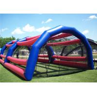 China Commercial Grade Inflatable Baseball Batting Cage For Sport Game wholesale