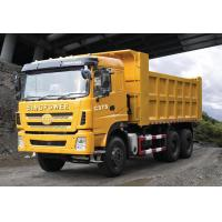 Buy cheap CTC SINOPOWER 6X4 DUMP TRUCK from wholesalers