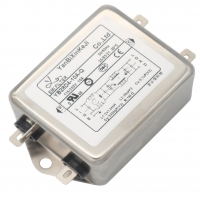 Quality 10A Dual Stage RFI EMC Electrical Noise Filter For Electric Equipment for sale
