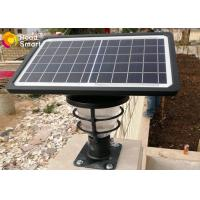 Quality 500-550lm Solar Energy Street Lights Decorating Garden Lighting 3w Mono Crystalline Silicon for sale