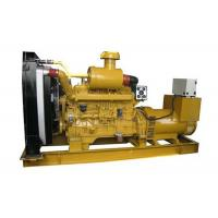 China Cummins engine natural gas generator for home with Stamford & Deepsea controller 50kva - 175kva on sale