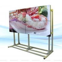Quality High Definition LCD Video Wall 2 X 2  47 Inch 1366 X 768 Resolution For Exhibition for sale