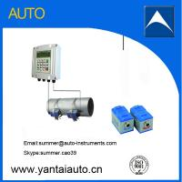 Quality Portable Ultrasonic Flow Meter Usd in irrigation water meter Made In China for sale