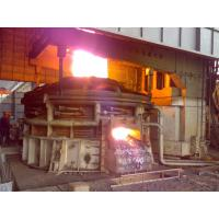 Quality Fireproof material customizable large electric arc furnace / heat treatment furnaces  EAF for sale