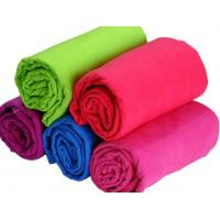 Quality Sun Shine good quality fast dry and light weight microfiber sport towel for sale