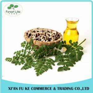 China OEM & ODM Health Skin Care Herbal Extract Moringa Seed Oil on sale