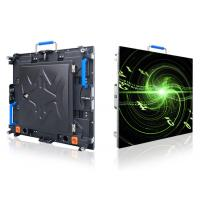 Buy cheap Customized Frame Indoor LED Display Module With Straight / Curve Shape from wholesalers