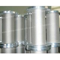 China Diamond wire manufacturer for cutting silicon wafer on sale