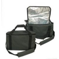 Quality Bait cooling 600D fabric Fishing Tackle Bag with PVC coating for sale