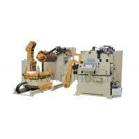 Quality NC Accuracy Feeding / Steel Coiling Machine / Can be Opened/ MAC4 -800F Press Automation for sale